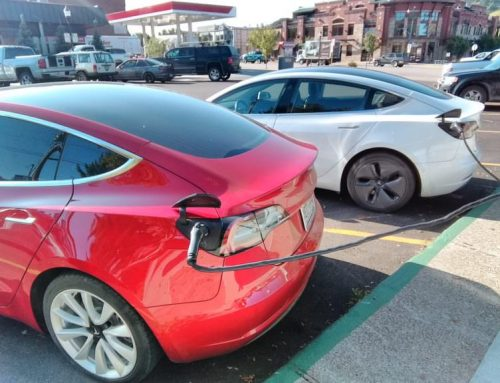 Plug-in vehicle registrations continue to grow in Routt County