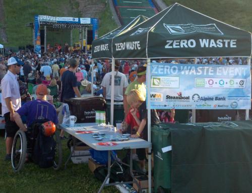 Zero Waste Volunteers Needed for Farmer's Market