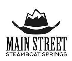 Mainstreet Steamboat Logo